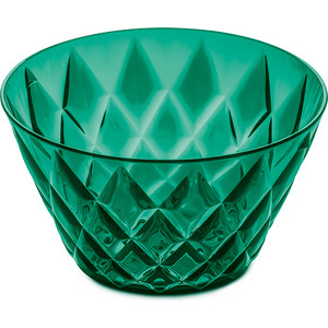 Миска 500 мл зелёная Koziol Crystal S (3547650)