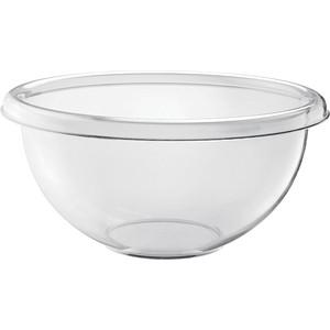 Миска для салата 2,5 л прозрачная Guzzini Happy Hour (08602200)