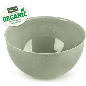 Миска 2 л зелёная Koziol Palsby M Organic (3805668) фото