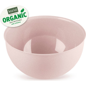 Миска 2 л розовая Koziol Palsby M Organic (3805669) фото