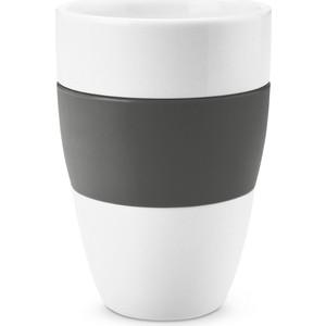 Чашка 400 мл тёмно-серая Koziol Aroma (3564342)