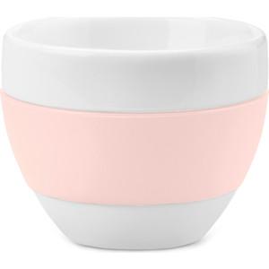 Чашка для капучино 100 мл розовая Koziol Aroma (3561347)