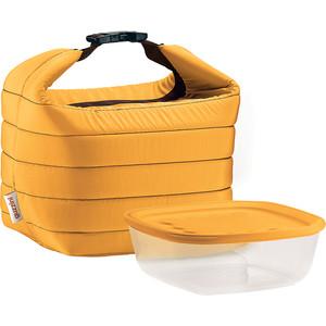 цена на Набор термосумка+контейнер малый жёлтый Guzzini Handy (032950165)