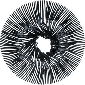 Блюдо для фруктов чёрное Koziol Anemone (3538526)