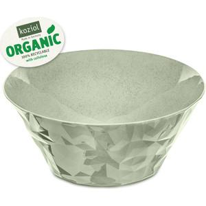 Салатница 3,5 л зелёная Koziol Club Bowl L Organic (3572668)