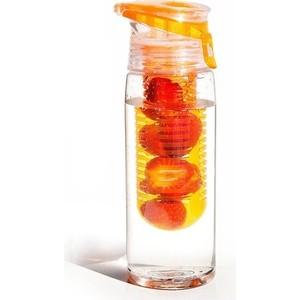 Бутылка 0,6 л оранжевая Asobu Flavour it 2 go (BTA712 orange)