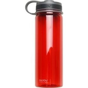 Бутылка спортивная 0,72 л красная Asobu Pinnacle (TWB10 red)