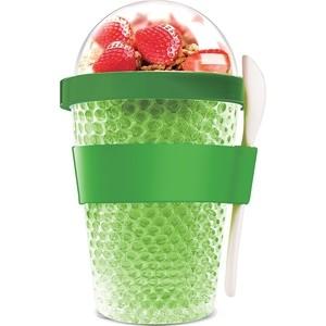 Контейнер 0,38 л зеленый Asobu Chill yo 2 go (CY2GO lime)