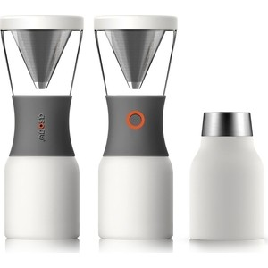 Кофеварка портативная 1 л белая Asobu Cold Brew (KB900 White)
