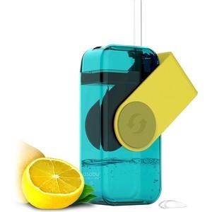 Мини-бокс для сока 0,29 л желтый Asobu Juicy box (JB300 yellow)