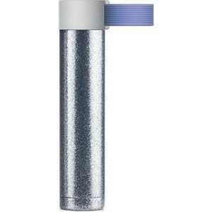 Мини-термос 0,23 л голубой Asobu Skinny Glitter (SBV40 BLUE)