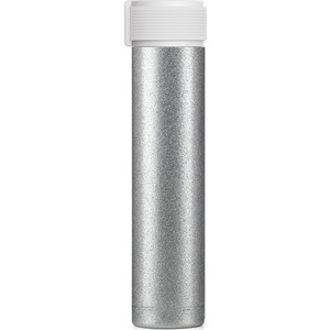 Мини-термос 0,23 л серебристый Asobu Skinny Glitter (SBV40 SILVER)