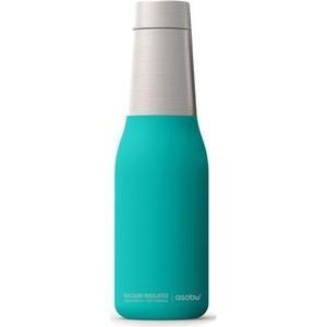 Термос-бутылка 0,59 л бирюзовая Asobu Oasis (SBV23 turqoise)