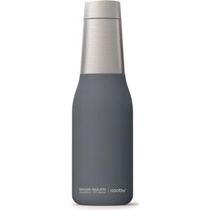 Термос-бутылка 0,59 л серая Asobu Oasis (SBV23 grey)