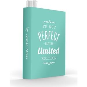 Фляга 0,475 л голубая Asobu My discreet flask (MDF1 perfect) chantecaille lip definer discreet цвет discreet variant hex name bd6865