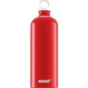 Бутылка 1 л красная Sigg Fabulous (8690.70)