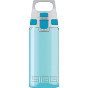 Бутылка для воды 0,5 л голубая Sigg Viva One (8631.40) бутылка для масла ceramiche viva фреско томаты и перцы 0 4 л
