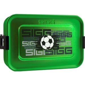 Ланчбокс 0,9 л зеленый Sigg Metal Box Plus S Football (8591.80)