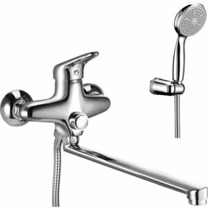 Смеситель для ванны Lemark Luna хром (LM4157C) смеситель для ванны коллекция luna lm4101c однорычажный хром lemark лемарк