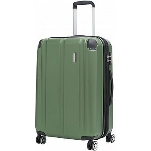 Чемодан Travelite City Green (M) 73048-80 комплект travelite city green s m l 80