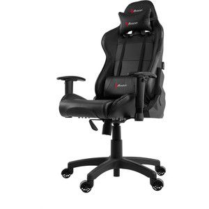 Компьютерное кресло Arozzi Verona junior black цена и фото