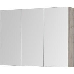 Зеркальный шкаф Dreja Premium 100 дуб кантри (77.9004D)