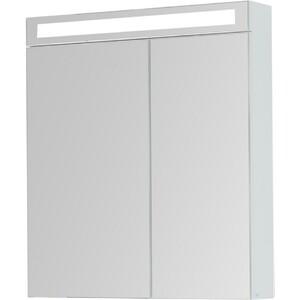 Зеркальный шкаф Dreja Max 70 белый (77.9007W)