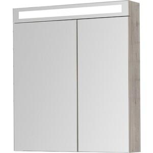Зеркальный шкаф Dreja Max 70 дуб кантри (77.9008D)