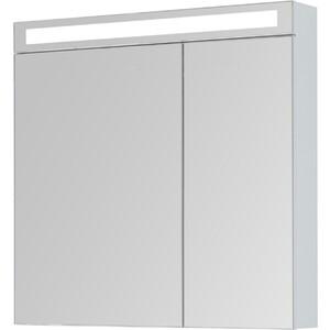 Зеркальный шкаф Dreja Max 80 белый (77.9009W)