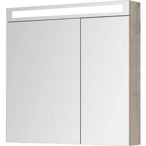 Зеркальный шкаф Dreja Max 80 дуб кантри (77.9010D)