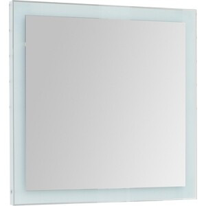 Зеркало Dreja Kvadro 80 белый (77.9012W) цена 2017
