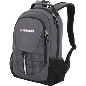 Рюкзак Wenger серый/черный 31264415-2