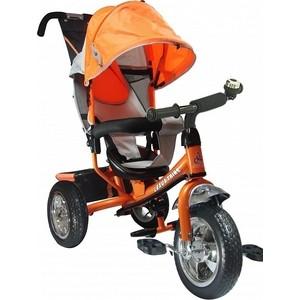 Велосипед 3-х колесный Jaguar MS-0536 оранжевый все цены