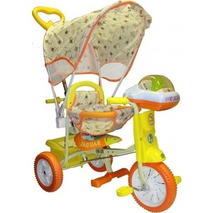 Велосипед 3-х колесный Jaguar MS-0547 оранжевый
