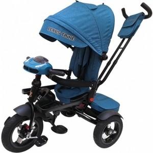 Велосипед 3-х колесный Lexus Trike Atom MS-0634 голубой крючок рыболовный owner двойной sdn 31bc 8 3120697 6 шт