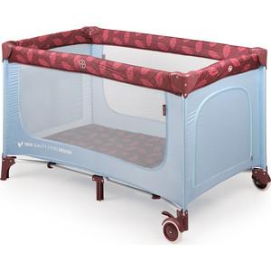 Кровать манеж Happy Baby MARTIN SKY