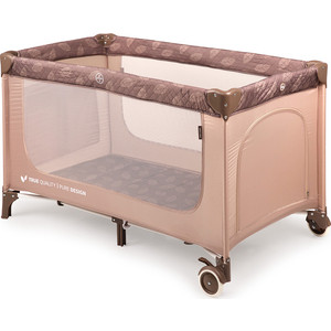 Кровать манеж Happy Baby MARTIN SAND