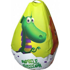 Мешок-Рюкзак-Подушка Dino Baby (желтый)