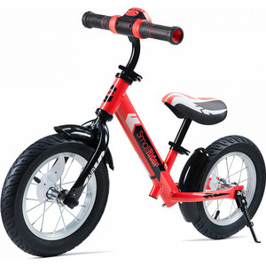 Беговел Small Rider Roadster 2 AIR Plus NB (красный) беговел small rider roadster 2 air plus зеленый