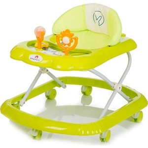 Ходунки BabyHit FUNNY WALK - GREEN зеленый