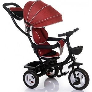 Велосипед 3-х колесный BabyHit KIDS RIDE - RED Красный