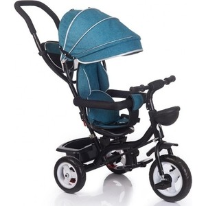 Велосипед 3-х колесный BabyHit KIDS RIDE - MINT Мятный