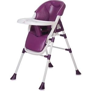 Стульчик для кормления BabyHit PANCAKE - PURPLE Фиолетовый
