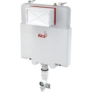 Смывной бачок AlcaPlast встраиваемый (AM1112)