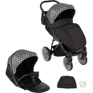 Коляска прогулочная BEXA iX принт 3D детская прогулочная коляска summer infant 3d flip