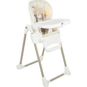 Стульчик для кормления Cam PAPPANANNA, складной, 8 пол высоты, (беж/мишка) стульчик для кормления cam istante цвет 225