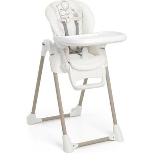 Стульчик для кормления Cam PAPPANANNA, складной, 8 пол высоты, (беж/рис. мишка) стульчик для кормления cam istante цвет 225