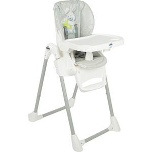 Стульчик для кормления Cam PAPPANANNA, складной, 8 пол высоты, (сер/зайчик) стульчик для кормления cam istante цвет 225