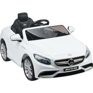 цена на Электромобиль Weikesi Mercedes-Benz S63 AMG, 3-7 лет, HL169 white БЕЛЫЙ