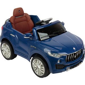 Электромобиль Weikesi QX-7993 blue Maserati Levante, 3-7 лет,СИНИЙ колготки levante